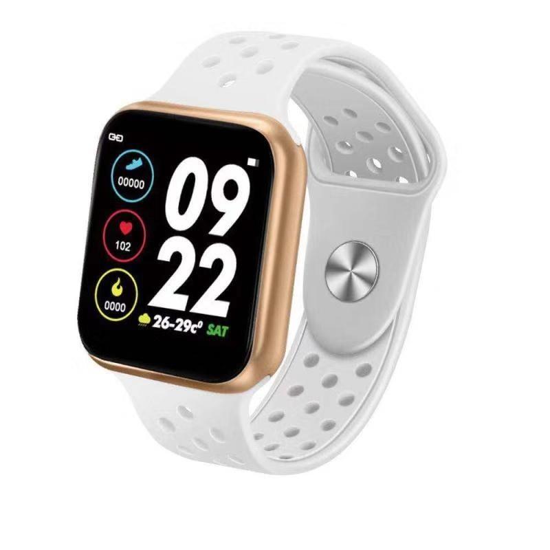 Chytré hodinky Chytré hodinky Immax SW 13 PRO, zlatá