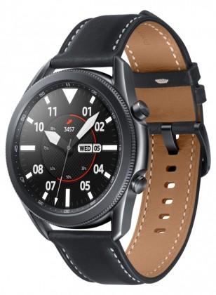Chytré hodinky Chytré hodinky Samsung Galaxy Watch 3, 45mm, černá