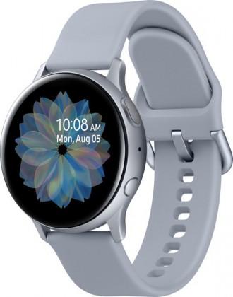 Chytré hodinky Chytré hodinky Samsung Galaxy Watch Active 2, 40mm, stříbrná
