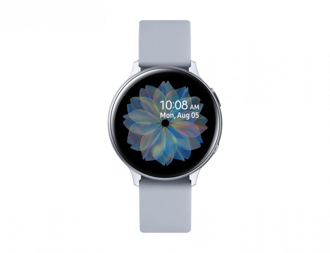 Chytré hodinky Chytré hodinky Samsung Galaxy Watch Active 2, 44mm, stříbrná