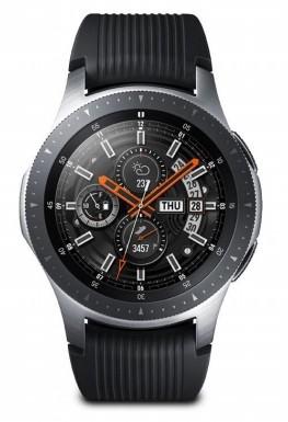 Chytré hodinky Chytré hodinky Samsung Gear WATCH 46mm, stříbrná