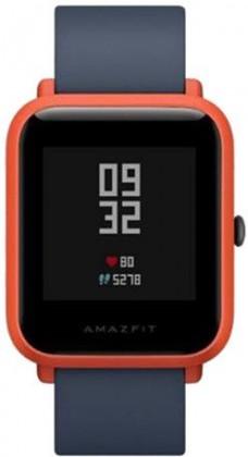 Chytré hodinky Chytré hodinky Xiaomi Amazfit BIP, červená