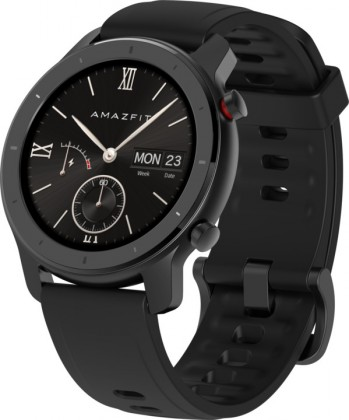 Chytré hodinky Chytré hodinky Xiaomi Amazfit GTR 42mm, černá