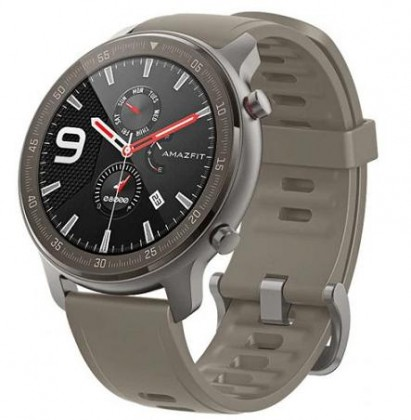 Chytré hodinky Chytré hodinky Xiaomi Amazfit GTR 47mm, titanové