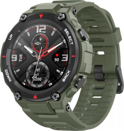 Chytré hodinky Chytré hodinky Xiaomi Amazfit T-Rex, Army Green