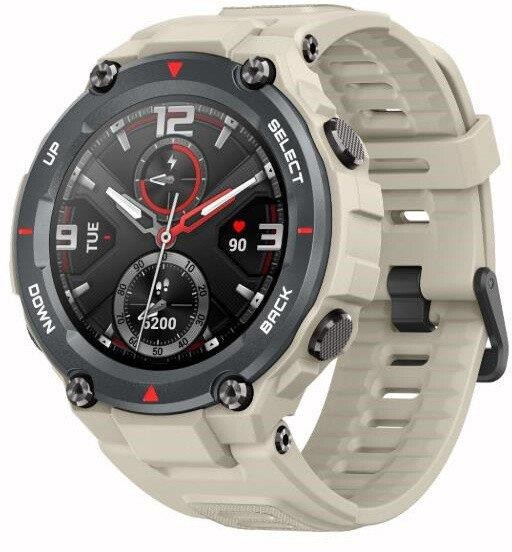Chytré hodinky Chytré hodinky Xiaomi Amazfit T-Rex, Khaki