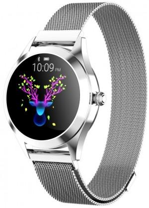 Chytré hodinky Dámské chytré hodinky Armodd Candywatch, stříbrná