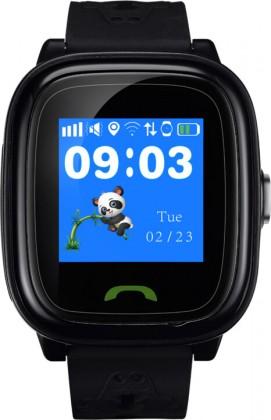 Chytré hodinky Dětské chytré hodinky Canyon Polly Kids, GPS+GSM, černá