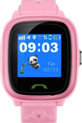 Chytré hodinky Dětské chytré hodinky Canyon Polly Kids, GPS+GSM, růžová POUŽITÉ,