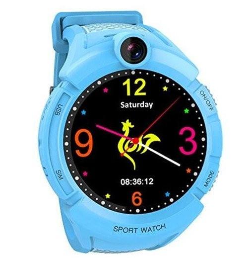 Chytré hodinky Dětské chytré hodinky GW600 s GPS, modrá