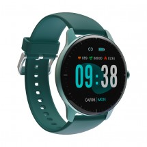 Chytré hodinky Doogee CR1, zelená