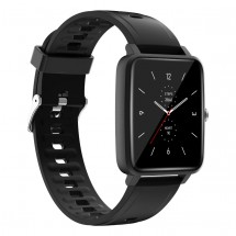Chytré hodinky Doogee CS1, černá