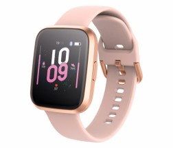 Chytré hodinky Forever ForeVigo 2 SW-310, zlatá