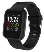 Chytré hodinky Forever ForeVigo SW300, dva řemínky, černá