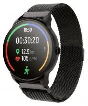Chytré hodinky Forever ForeVive 2 SB-330, 2 řemínky, černá