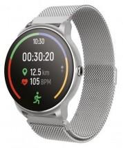Chytré hodinky Forever ForeVive 2 SB-330, 2 řemínky, stříbrná