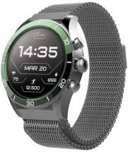 Chytré hodinky Forever Icon AW-100, zelená