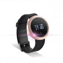 Chytré hodinky Forever SB-310, růžovozlatá