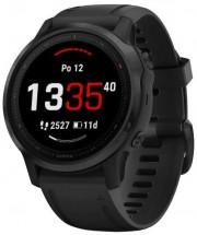 Chytré hodinky Garmin Fenix 6S Pro Glass, černá