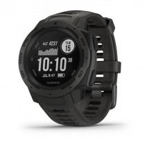 Chytré hodinky Garmin Instinct Optic, černá