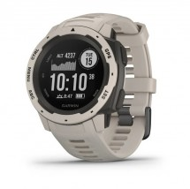 Chytré hodinky Garmin Instinct Optic, šedá