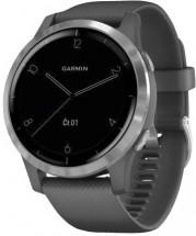 Chytré hodinky Garmin Vívoactive 4, černá/stříbrná ROZBALENO