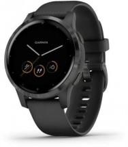 Chytré hodinky Garmin Vivoactive 4S, černá/šedá POUŽITÉ