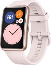Chytré hodinky Huawei Watch Fit, růžová