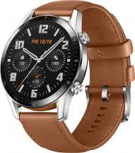 Chytré hodinky Huawei Watch GT2, hnědá