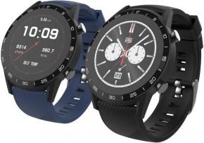 Chytré hodinky iGET FIT F85, černá