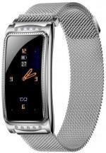 Chytré hodinky IMMAX Crystal Fit, dámské, stříbrná