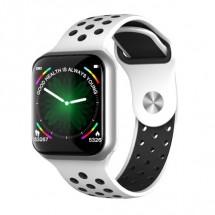 Chytré hodinky Immax SW13 Pro, stříbrná
