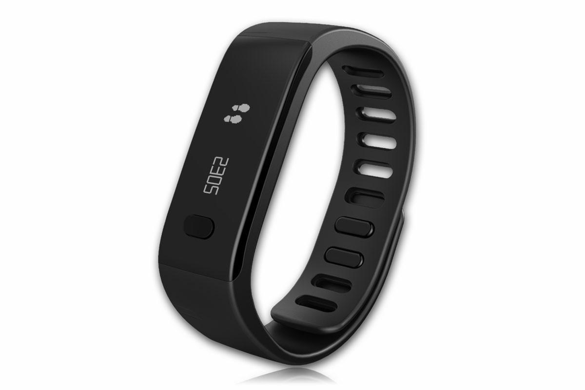 Chytré hodinky MYKRONOZ ZEFIT chytré hodinky - černé