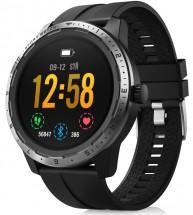Chytré hodinky Niceboy X-Fit Coach GPS, černá