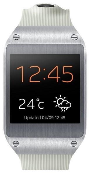 Chytré hodinky Samsung Galaxy Gear (V7000), bílý