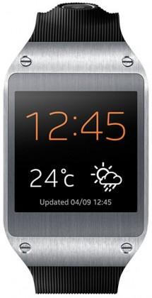 Chytré hodinky Samsung Galaxy Gear (V7000), černý