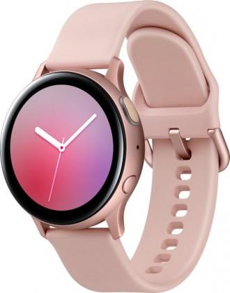 Chytré hodinky Samsung Galaxy Watch Active 2, 40mm, zlatá