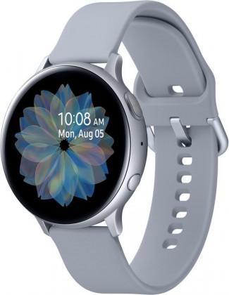 Chytré hodinky Samsung Galaxy Watch Active 2, 44mm, stříbrná