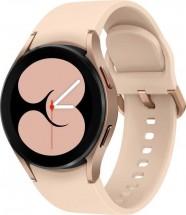 Chytré hodinky Samsung Galaxy Watch Active 4, 40mm, zlatá