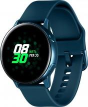 Chytré hodinky Samsung Galaxy Watch Active R500, modrá/zelená