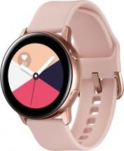 Chytré hodinky Samsung Galaxy Watch ActiveR500, růžová/zlatá