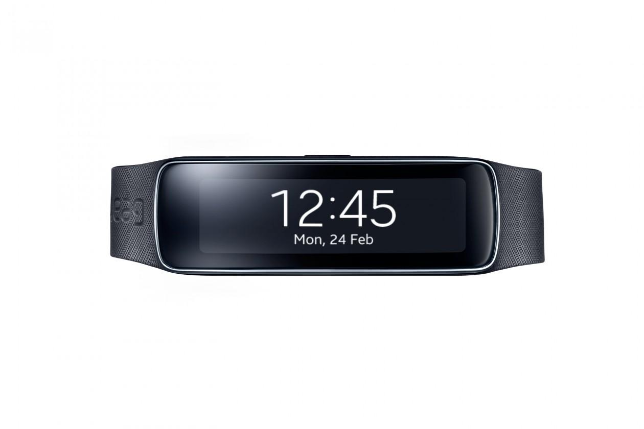 Chytré hodinky Samsung Gear Fit ROZBALENO
