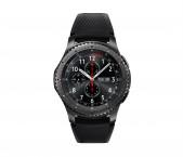 Chytré hodinky Samsung Gear S3 FRONTIER, tmavě šedá