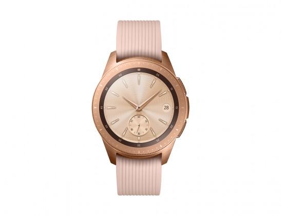 Chytré hodinky Samsung Gear WATCH 42mm, růžová, ROZBALENO