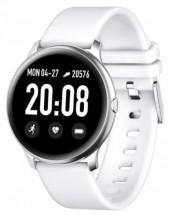 Chytré hodinky Smartomat Roundband 2, bílá POUŽITÉ, NEOPOTŘEBENÉ