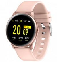 Chytré hodinky Smartomat Roundband 2, růžová POUŽITÉ, NEOPOTŘEBEN