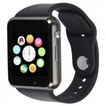 Chytré hodinky Smartomat Squarz 1, černá POUŽITÉ, NEOPOTŘEBENÉ ZB