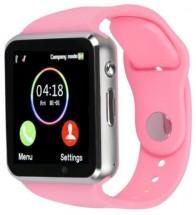 Chytré hodinky Smartomat Squarz 1, růžová POUŽITÉ, NEOPOTŘEBENÉ Z