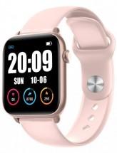 Chytré hodinky Smartomat Squarz 8 Pro, růžová