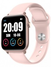 Chytré hodinky Smartomat Squarz 8 Pro, růžová POUŽITÉ, NEOPOTŘEBE